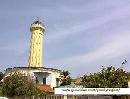 PONDY LIGHT HOUSE.Click for a bigger view